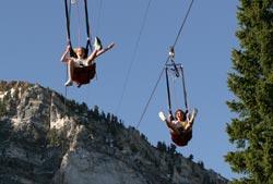 Skiing at Whitefish Mountain Retreat