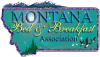 Montana Bed and Breakfast Association Logo
