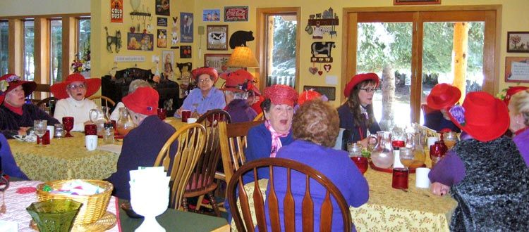 Red Hat Luncheon