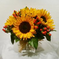 Sunflowers Floral Arrangement