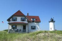 Keeper's House at Race Point Lighthouse - Outer Cape Cod