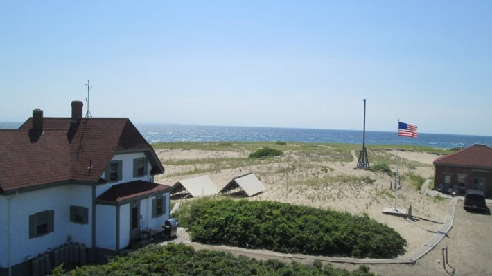 Race Point Light Station on Outer Cape Cod | Operated by the