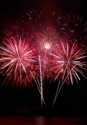 Fireworks Celebration at Lake Gregory Ball Fields