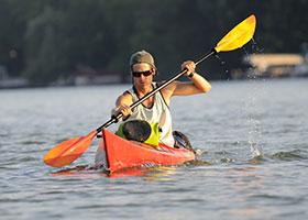 Kayaking Near The North Shore Inn near San Bernardino, CA