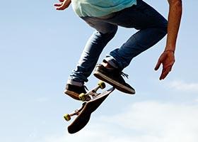 Skate Park Near The North Shore Inn near San Bernardino, CA