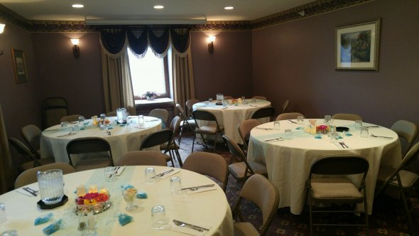 Banquet Ideas in Conference Room
