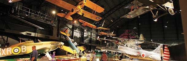 national USAF museum