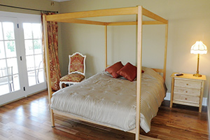 carriage suite at The Inn at Rosehill in Monroe, North Carolina