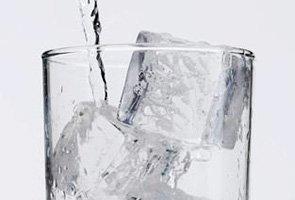 ice at The Inn at Rosehill in Monroe, North Carolina