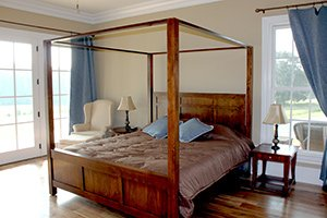 knight's suite at The Inn at Rosehill in Monroe, North Carolina
