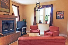 Penthouse Condo room at Thorwood rentals and retreats