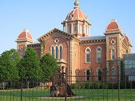 City Hall near Hastings, Minnesota