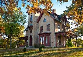 LeDuc estate near Hastings, Minnesota