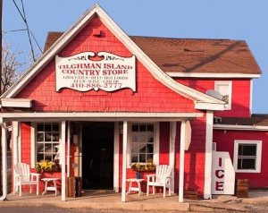 Black Walnut Point Inn Area country store