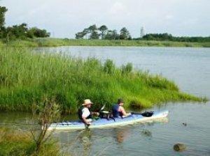 Black Walnut Point Inn kayaking