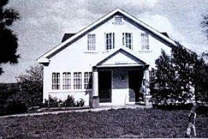 Old Prescott Pines Building