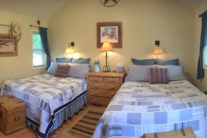 Canyons Bed and Breakfast Cowboy Room