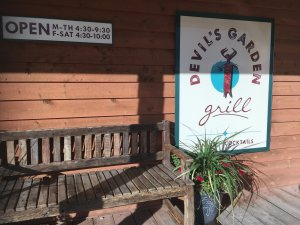 Devil's Garden Grill