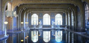 Inndoor Pool in Hearst Castle