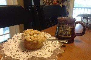 muffin and custom Mxkenzie house mug