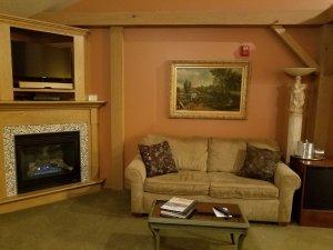Renaissance living area