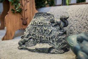 Hines Mansion Secret Garden Room