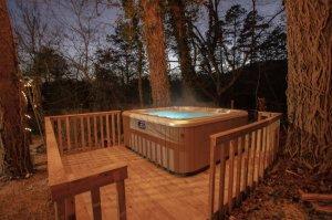 Kemp Cabin Master Bath