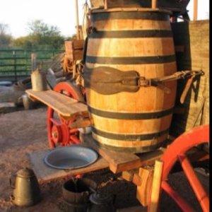 Wagon Barrel