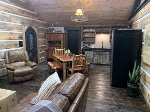 Kemp Cabin Kitchen