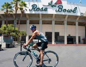 Bike Ride to Rose Bowl
