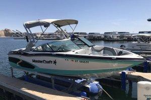 Mastercraft X-10 Wakesurf Boat Rental Wahweap Marina