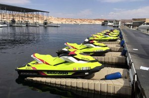 personal watercraft for rent
