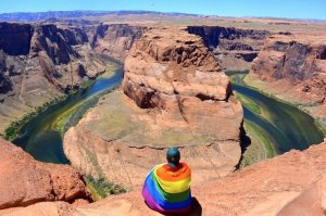 Gay Horseshoe Bend