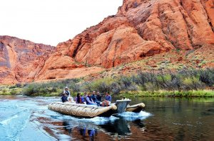 Wilderness River Adventures float trip tours