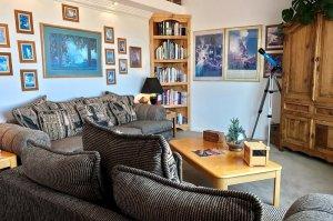 shared tv lounge