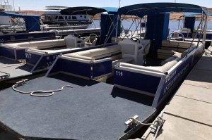 lake powell boat rental
