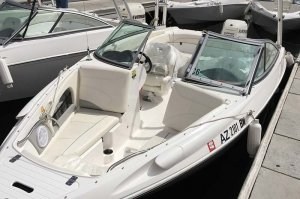 Lake Powell ski boat rental