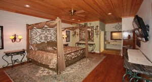 the wrought iron suite