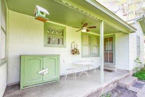 the bath porch