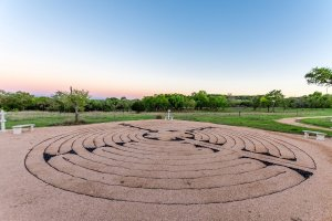 Appian Way Labyrinth