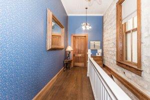 AL Patton Hemmingway Suite Hallway