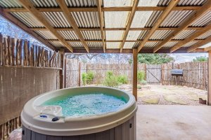 Hot Tub View 1