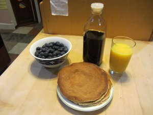 Pancake B&B Breakfast in Muncie, IN