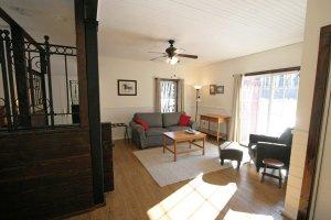 Old Saco Inn Lexington Room living room couch table chairs