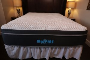 MySpine Mattress front view