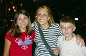 Crystal River Inn Russian Adoption Tatiana, Sara and Alex