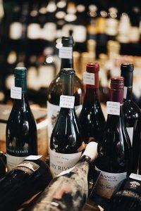 wine bottles Photo by: Oscar Nord