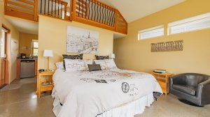 Roya Vineyard and Cottages bed two