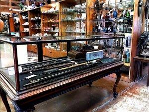 antique swords weapons