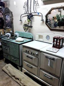 antique ovens